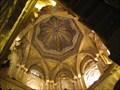 Image for Mihrab Dome - Mezquita de Córdoba, Spain