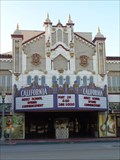 Image for California Theatre - Route 66 - San Bernardino, California, USA
