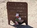 Image for Fred B. Worley, Tonto Basin Cemetery - Punkin Center, AZ