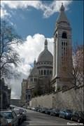Image for Bell Tower of Sacré-Cœur Basilica (Paris)