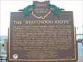 Image for Statehood Riots & The Enabling Act #8-71