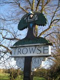Image for Trowse Village Sign, Norfolk, England
