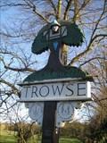 Image for Trowse Village Sign, Norfolk, England
