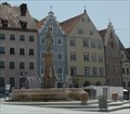 Image for Maria Fountain - Landsberg am Lech, Bayern, Germany