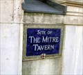 Image for Site of the Mitre Tavern