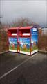 Image for Malteser Altkleider-Container Lidl-Parkplatz Koblenz, Rhineland-Palatinate, Germany