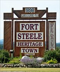 Image for FIRST - NWMP Post West of the Rockies - Fort Steele, BC