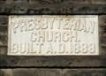 Image for 1888 - Presbyterian Church  -  New Cumberland, WV