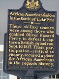 Image for African Americans in Battle of Lake Erie View - Erie, PA