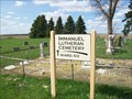 Image for Immanuel Lutheran Cemetery, Ward, South Dakota