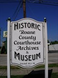 Image for Historic Roane County Courthouse Archives & Museum