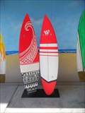Image for Surfboard Sculpture and Mural  -  San Dieoo, CA