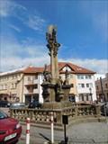 Image for Sloup Nejsvetejší Trojice - Kromeríž, CZ