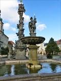 Image for Fountain, Duchcov, Czech Republic