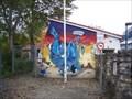 Image for Comical Playground Mural  -  Heerlen, Netherlands
