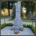 Image for World War I Monument - Strelské Hoštice, Czech Republic