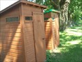 Image for Outhouse, Carthage City Park, Carthage, South Dakota