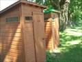Image for Outhouse, Carthage City Park, Carthage, South Dakota