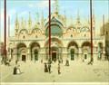 Image for Saint Mark's Basilica (1890) - Venecia, Italy