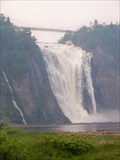 Image for Montmorency Falls - Near Quebec City, Quebec - Canada