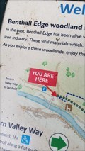 Image for You Are Here - Benthall Edge Woodland - Ironbridge, Shropshire