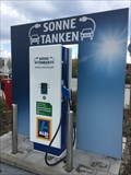 "Image for ALDI Store ""Sonne Tanken"" - Neuried, Bayern, Germany"