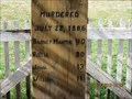 Image for The Martin Family Grave - Wickenburg, AZ
