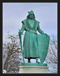 Image for Charles I of Hungary (I. Károly magyar király) - Hosök tere, Budapest, Hungary