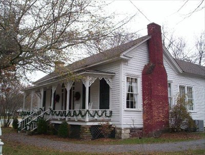Historic House Museums In Alabama