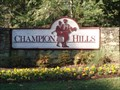 Image for Champion Hills Golf Club, Hendersonville, NC