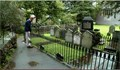 Image for St Oswald's Churchyard, Grasmere, Cumbria, UK – Great British Railway Journeys : Windermere to Kendal (2010)
