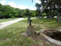 Image for Hand Pump - Stage Stand Cemetery - Homosassa Springs, Florida, USA
