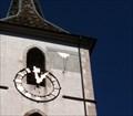 Image for Sundial at Church St. Arbogast - Muttenz, BL, Switzerland