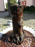 Image for Tree Trunk Fountain - Heiningen, Germany, BW