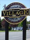 Image for Welcome to Pickering Village