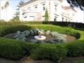 Image for UC Berkeley topiary clock  - Berkeley, CA