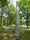 Image for Stewart Obelisk - Bellfontaine Cemetery - St. Louis, Mo.