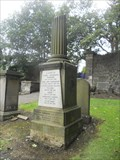 Image for Townsend Family - New Calton Cemetery - Edinburgh, Scotland