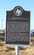 Image for Lake Bridgeport World War II Training Site