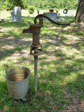 Image for Cedar Creek Cemetery Water Pump - Sanderson, FL