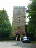 Image for Bell Tower, St Peter's, Powick, Worcestershire, England