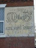 Image for Old Brewery advert, Peel Street,  Kidderminster, Worcestershire, England