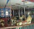Image for Carousel inside at Ventura Harbor Village, Ventura, CA