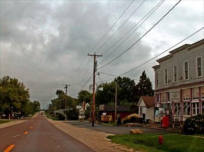 looking west on main street, photo by Littouraiti