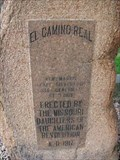 Image for El Camino Real Marker - Ste. Genevieve, Missouri