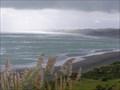 Image for Ngarunui Beach. Raglan Coast. New Zealand.