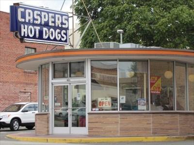 Caspers Front Right, Hayward, CA