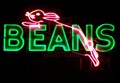 Image for Largest - Neon Sign in Michigan & Largest Figural Neon Sign in the United States - Jack Rabbit Beans - Saginaw, MI
