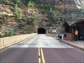 Image for Mt. Carmel Tunnel (EAST) - Springdale, UT