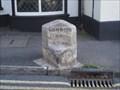 Image for Milestone B470, London Road Datchet. Bucks
